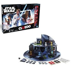 Star-Wars-le-Cluedo-Hasbro-Clue-Game-Edition-Enfants-Adultes-Jeu-de-Role