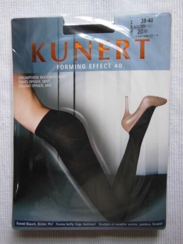 Kunert Forming Effect 40 BLACK Shaping  UVP 20,00 €