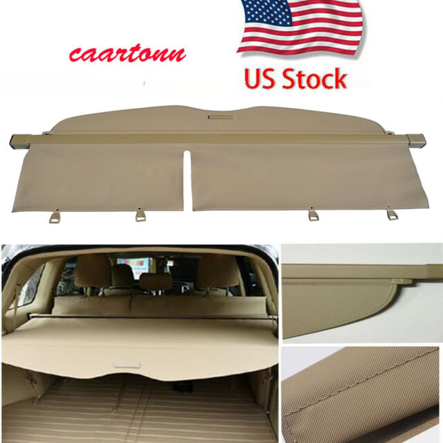 Cargo Security Trunk Cover Retractable Shield For 2013