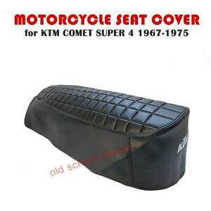 Motorrad Sitzbezug KTM Comet 50 Super 4 1967-1975