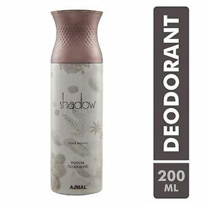 Ajmal Shadow Perfume Deodorant 200ml for men