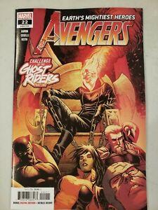 Avengers-22-Carnage-Secret-Blood-Variant-Marvel-Comic-1st-Print-2019-NM