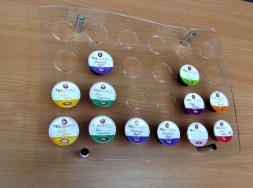 capsule support pour teekapseln pour 24 capsules tea lounge pour le mur Capsule donneur