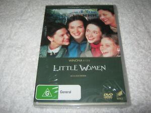 Little-Women-Winona-Ryder-New-Sealed-DVD-R4