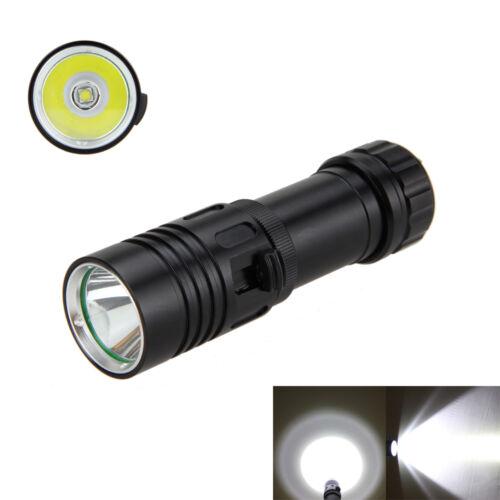 Unterwasser Bis 100m 6000LM XM-U2 LED Scuba Tauchen Taschenlampe Torch 26650