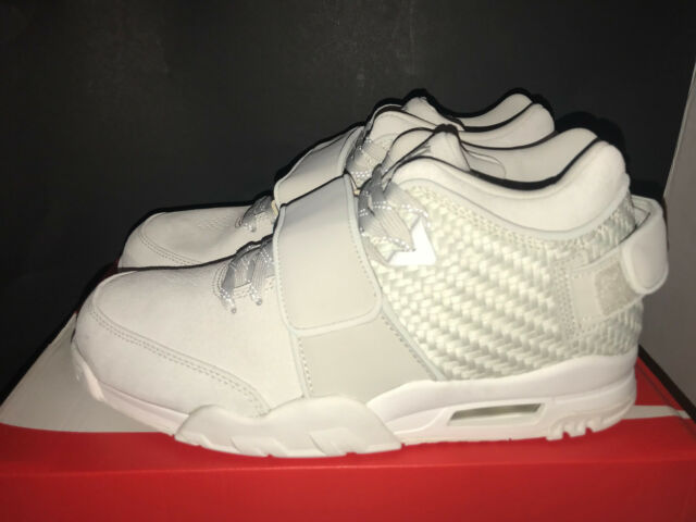 0e48427d93 Nike Air Trainer Victor Cruz Size 11 Light Bone Mens Shoe Sneaker ...