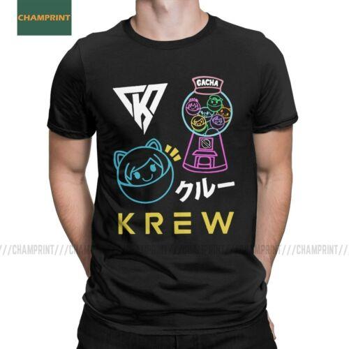Gacha Life Funneh Krew Gacha t shirt Funny Vintage Gift For Men Women