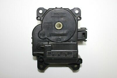 FORD S-MAX 2007 5DR 2.0 LTR DIESEL HEATER FLAP MOTOR ACTUATOR 3M5H19E616AB X 1