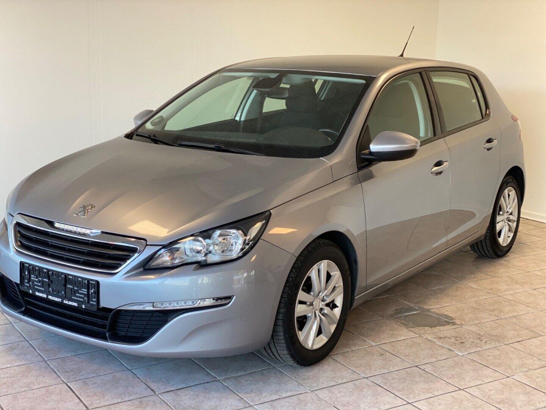 Peugeot 308 1,6 HDi 92 Active 5d - 109.000 kr.