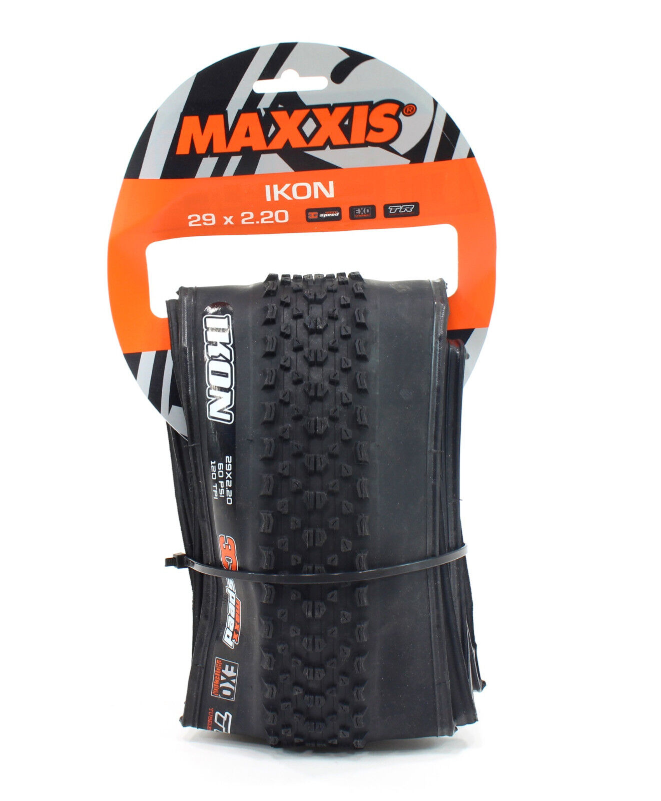 Maxxis Ikon 29 x 2.20 3C EXO Tubeless Ready 3C Maxx Speed MTB Tire