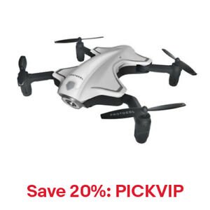 Protocol 6182-7RCHA WAL Foldable Drone w/ Live Streaming Camera,20% Off: PICKVIP
