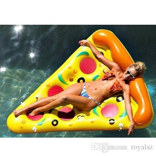 Inflatable Giant Unicorn pink gold Flamingo Pizza Lips Watermelon Pineapple 10b