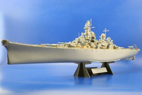 Eduard 1  350 USS BB -63 Missouri Detailing Set for Tamiya Kits