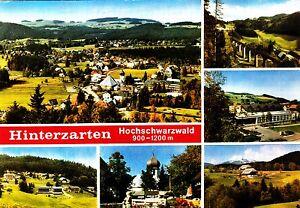 Hinterzarten , Hochschwarzwald,Ansichtskarte, 1975 gelaufen - Schwerin, Deutschland - Hinterzarten , Hochschwarzwald,Ansichtskarte, 1975 gelaufen - Schwerin, Deutschland