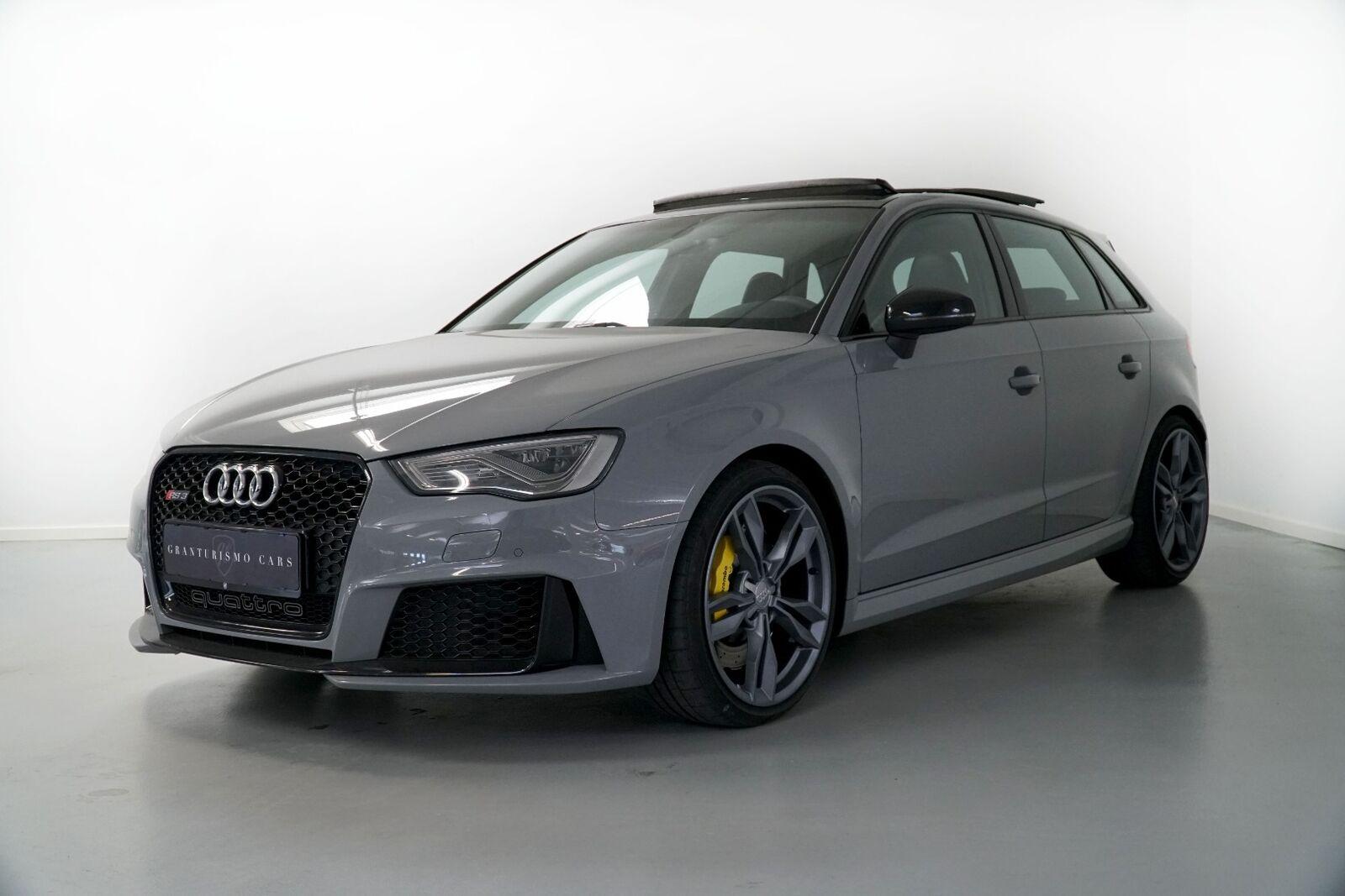 Audi RS3 2,5 TFSi SB quattro S-tr. 5d - 3.319 kr.