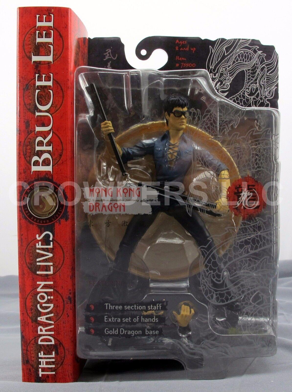 Bruce Lee The Dragon Lives HONG KONG DRAGON 7
