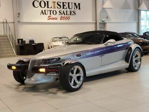 2001 Plymouth Prowler HOT ROD SPECIAL EDITION