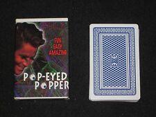 Royal Bridge Size Pop Eyed Popper Deck Like A Svengali Deck on Steroids!