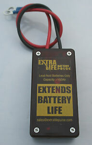 12v LEAD/ACID BATTERY DESULFATOR - HEAVY DUTY - UK MADE - LIFETIME GUARANTEE | eBay