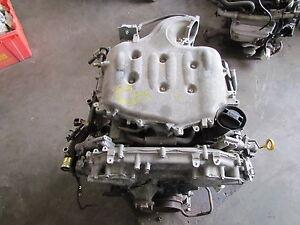 2003 infiniti g35 sedan engine vq35de miles ebay for 2003 infiniti g35 coupe window motor