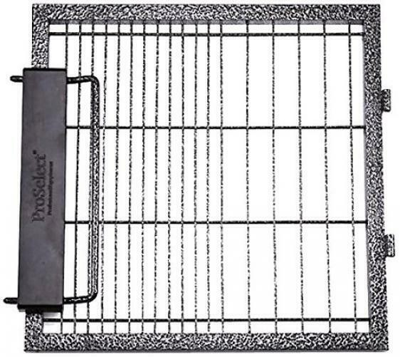 Modular Kennel Dog Crate Replacement Door in Graphite Medium