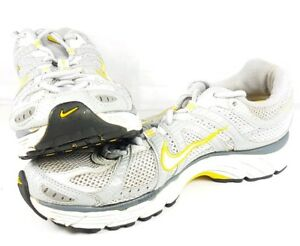 quality design 45133 47d7d Details about Mens Nike Air size 6 Livestrong Lance Pegasus trainers White  yellow Maize 26 LAF