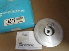 """Jacuzzi 05385505R 0.75HP Fullrate and 1HP Uprate 4.75/"""" Dia Impeller for Pumps"""