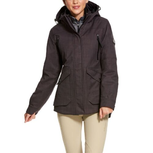 Ariat WOMEN/'S Sterling Waterproof Insulated Parka 10028260