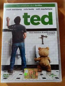 Ted - DVD editoriale, nuovo sigillato