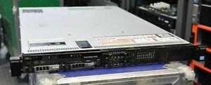 DELL R620 2X Intel E5-2620 2.0Ghz 6-Core XEON 128GB RAM H710 2x500GB SAS HD 2xPS