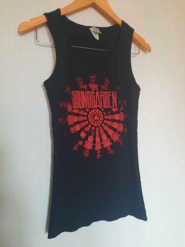 Soundgarden Badmotorfinger Vtg tank top ribbed Shi