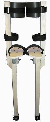 """2.5 foot tall Adult Stilts 30/"""" Stilts"""