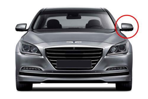Driver/'s seat LH Auto Folding Side view Mirror IMS For 15 2016 Hyundai Genesis