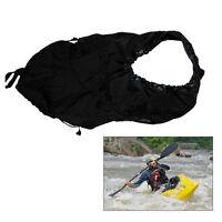 Attwood Universal Fit Kayak Spray Skirt - Black