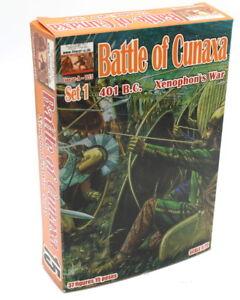 AgréAble Linear-a - Battle Of Cunaxa (set 1) Xenophon's War - 1:72 - La015 Voulez-Vous Acheter Des Produits Autochtones Chinois?
