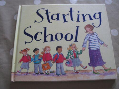 1 of 1 - Starting School by Parragon (Hardback, 2005) In Brilliant Condition