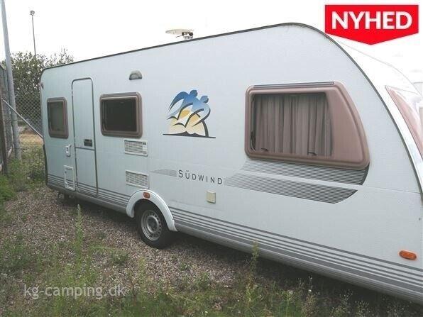 Knaus Sudwind 550 QSK, 2006, kg egenvægt 1200