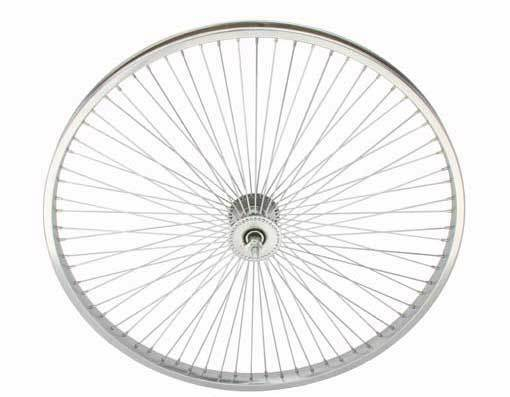 LOW RIDER LOWRIDER BIKE  bicycle 26  72 Spoke Front Wheel 14G Chrome  fair prices