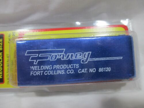 Forney 86120 Tip Cleaner NEW in Package