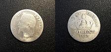Napoléon III - 50 centimes tête laurée 1867 K, Bordeaux - F.188/14