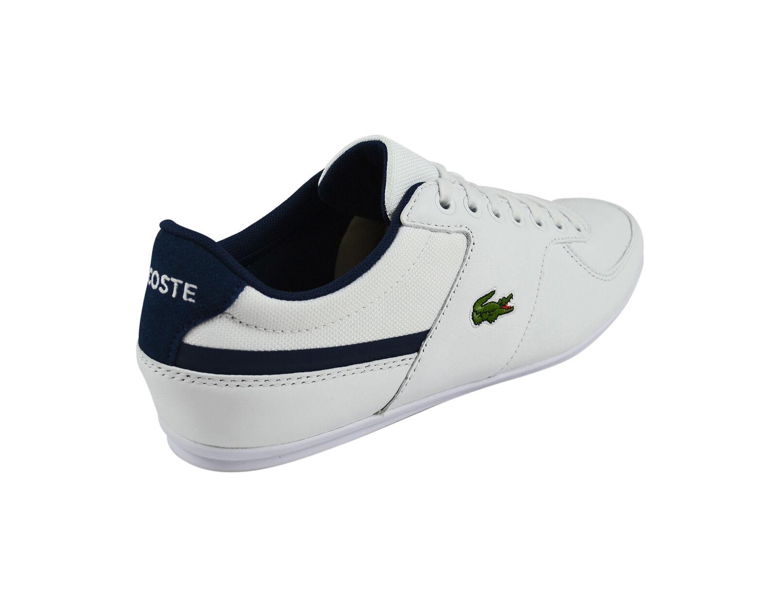 LACOSTE Taloire Sport 116 1 Scarpe SPM White Scarpe/Sneaker Bianco Scarpe 1 classiche da uomo c45230