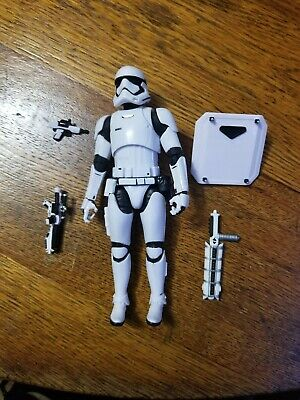 Black Series Star Wars 6 Inch First Order Riot Trooper Ebay
