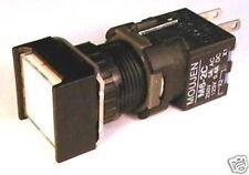 SUNS IL6E-24E-W-Q LED 22mm White Indicator Pilot Light 24V IDEC HW1P 1FQD W 24V
