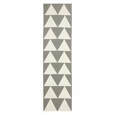 Woods Wool Runner Rug