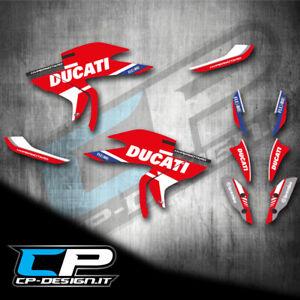 Kit Grafiche per - Ducati Hypermotard 939  - GP Sticker Decal