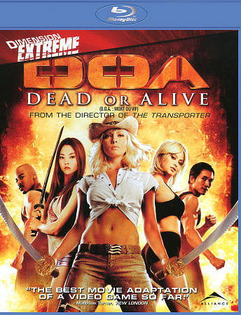 Doa Dead Or Alive Blu Ray Disc 2009 For Sale Online Ebay