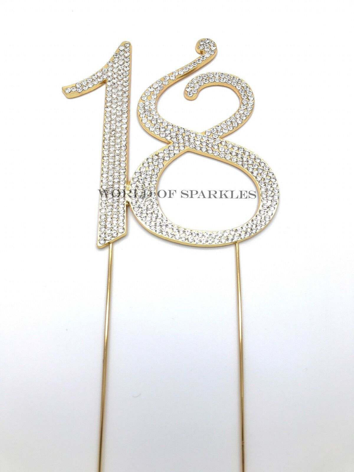 Wire Cake Toppers Uk