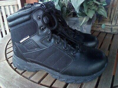 Condor Garner Tactical 235002 Mens Black Leather Military Combat Boots Shoes