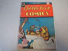 DETECTIVE COMICS #100 COMIC BOOK 1945   Batman & Robin