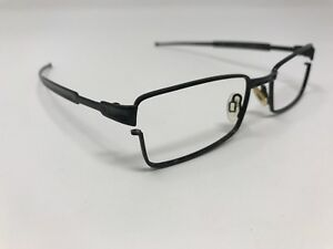 87651a28dc For Parts Or Repair Oakley Eyeglass Frame OX 3112-0151 Black ...